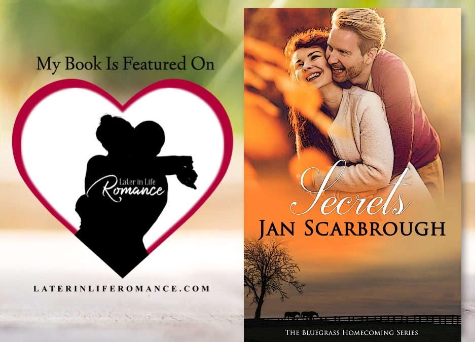 Author Interview with Jan Scarbrough