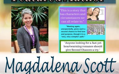 Author Interview with Magdalena Scott